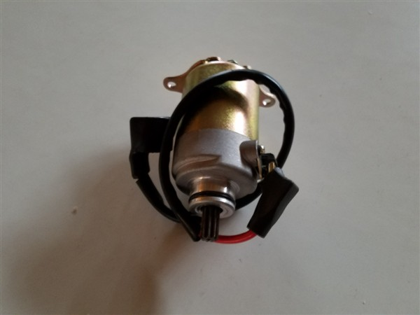 ELECTRICAL PARTS Starter